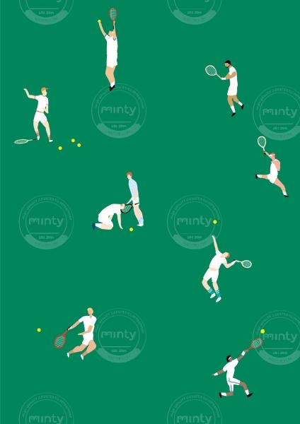 Tennis men