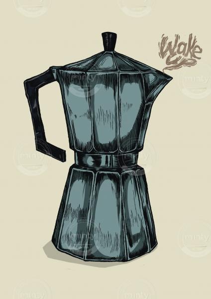 Wakeup coffee