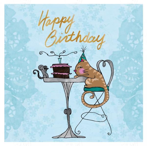 LaraGeorgine_Cat_Mouse-Birthday