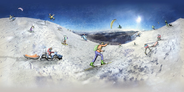 Wintersports 360