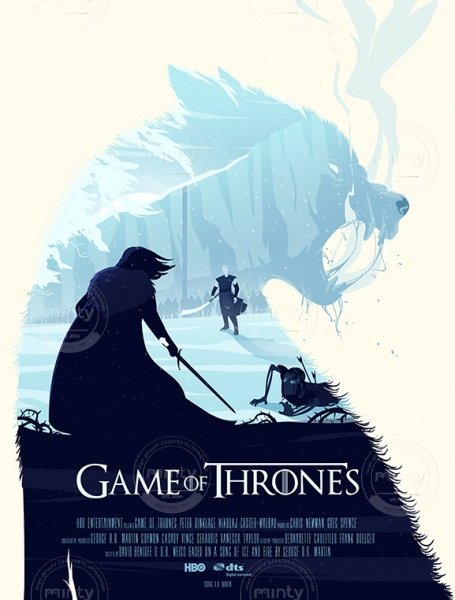 Film poster for Game of Thrones
