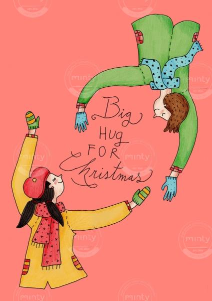 Big hug for Christmas
