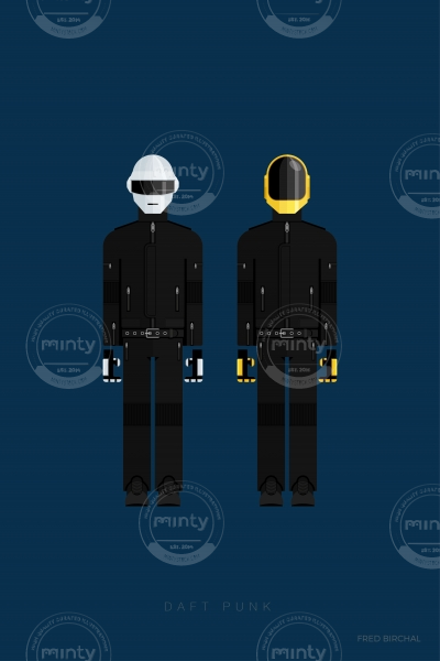 Daft Punk - Music Costumes