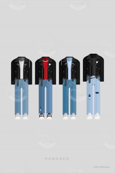 Ramones - Music Costumes