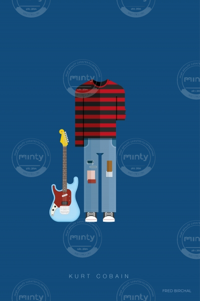 Kurt Cobain - Music Costumes