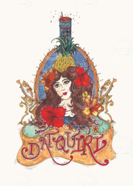 Daiquiri Lady