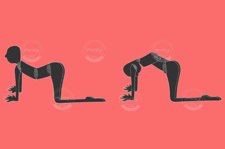 Yoga pose II