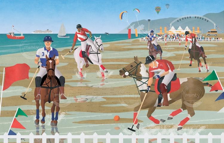 Horse riding book For Osborne publishing
