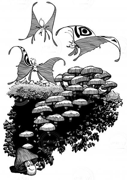 Mushroomvilla's