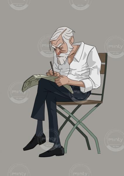 07 Old man