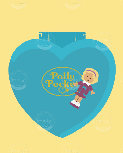 polly pocket vintage toy