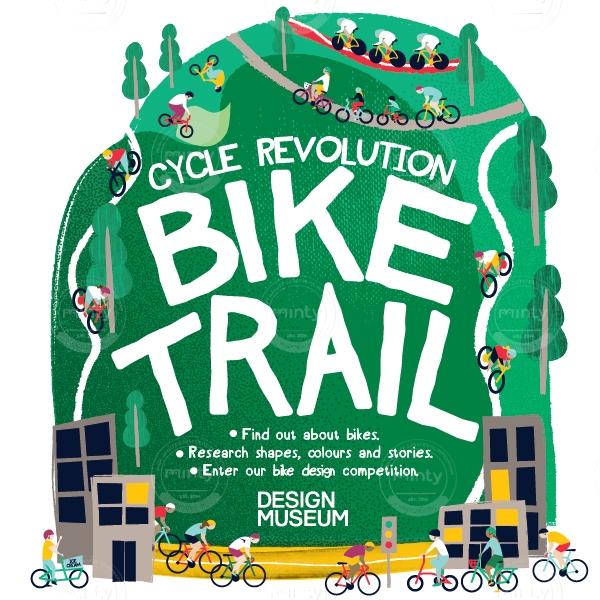 Design-Museum-Bike-Trail-Leaflet