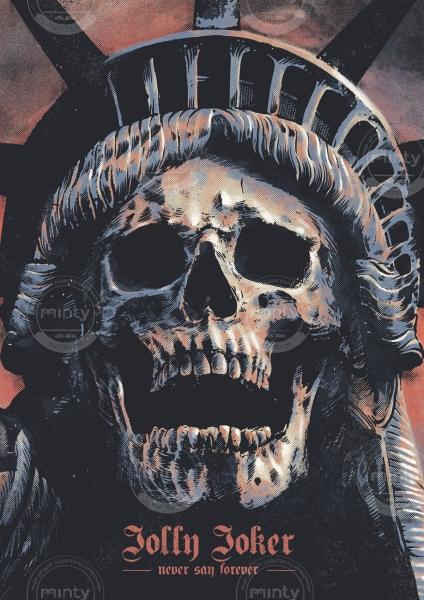 Illustration for an album cover
