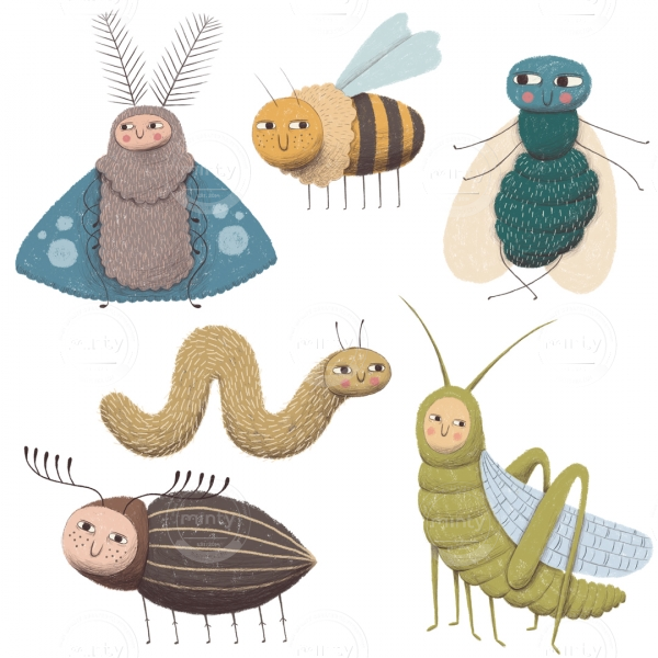 many_insects