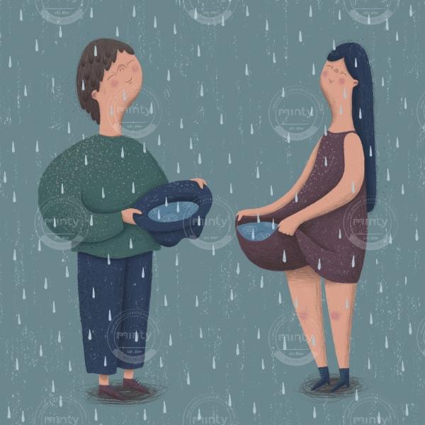under_the_rain