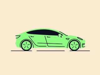 Tesla model S > model 3 > model X.gif