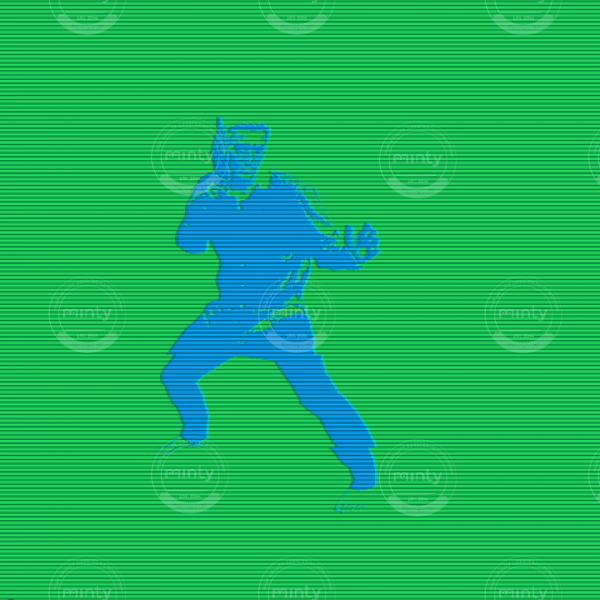 Karate Glitch
