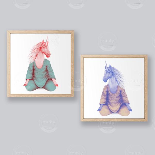 pegasus and unicorn magic