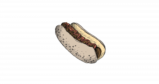Sausage hot-dog.png