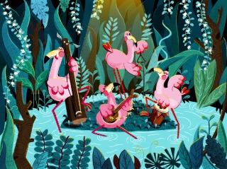 Flamingo band.jpg